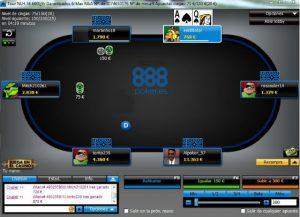 Análisis de 888poker